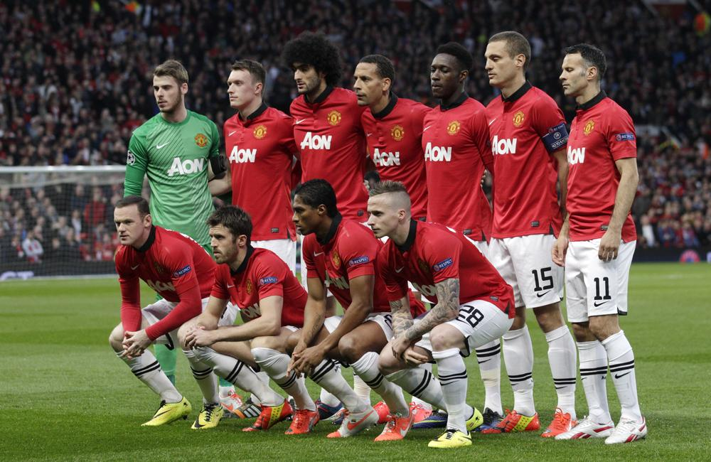 Manchester United raise fans' spirits with valiant display against Bayern Munich