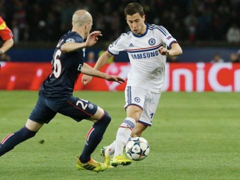 Eden Hazard: I will let wife decide on Paris Saint-Germain move