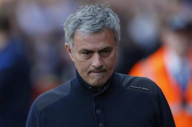 Chelsea manager Jose Mourinho (Picture: AP)