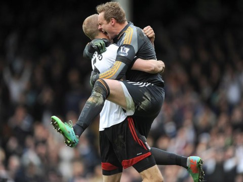 Avoid the nerves and the complacency, and Fulham will be home and dry