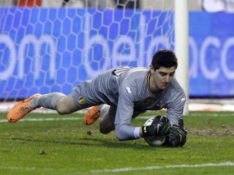 Atletico Madrid 'confident' Thibaut Courtois will face Chelsea in Champions League clash
