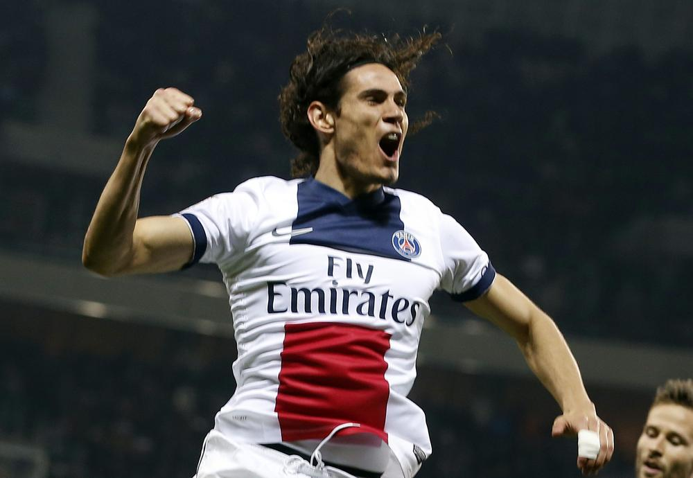 Edinson Cavani opens the door for Chelsea and Manchester United by hinting at summer exit from PSG