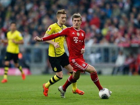 Toni Kroos has no official Manchester United transfer offer, says agent