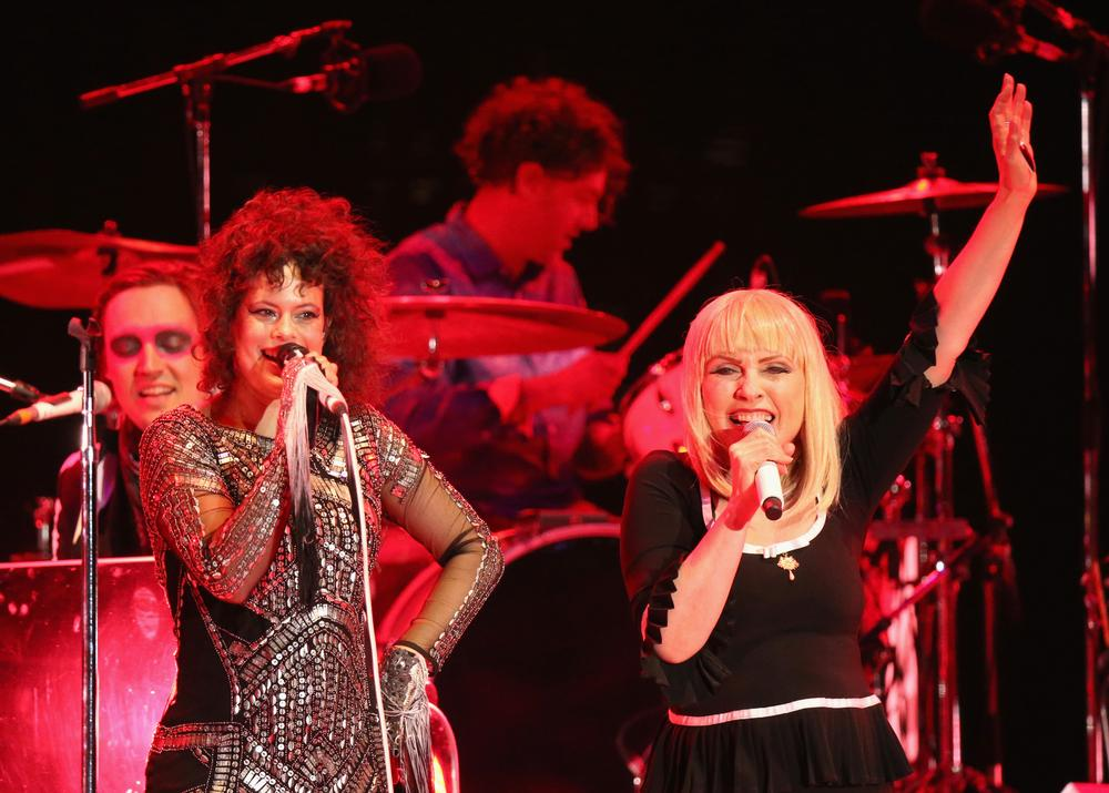 Watch Arcade Fire and Debbie Harry smash Heart Of Glass at Coachella