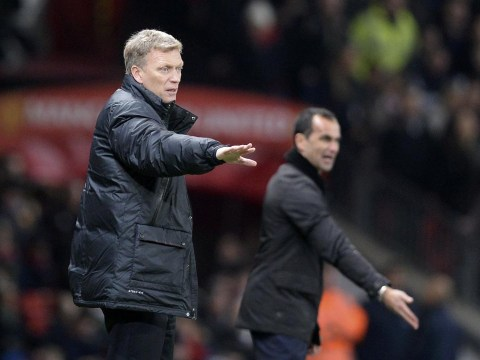 Why Roberto Martinez is right about Manchester United's David Moyes