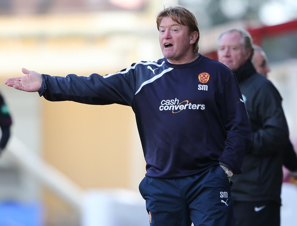 Stuart McCall is the man who continues to deliver for Motherwell