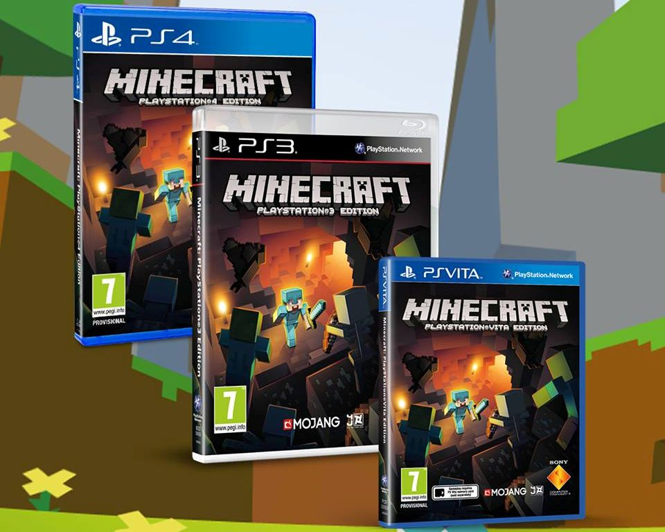 Minecraft's sales are building
