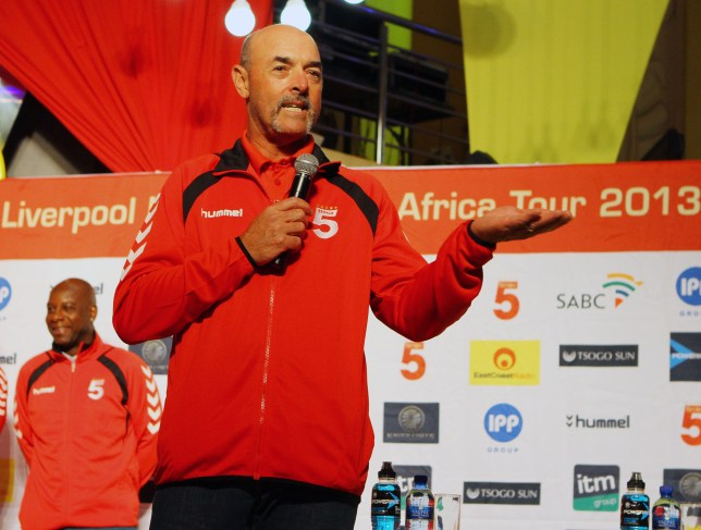 Liverpool FC Legends Tour In South Africa