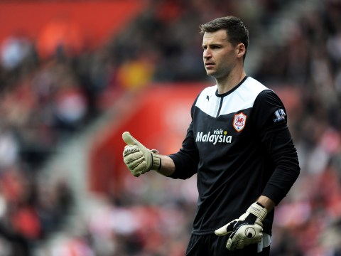 Liverpool eye £6million move for Cardiff City star David Marshall