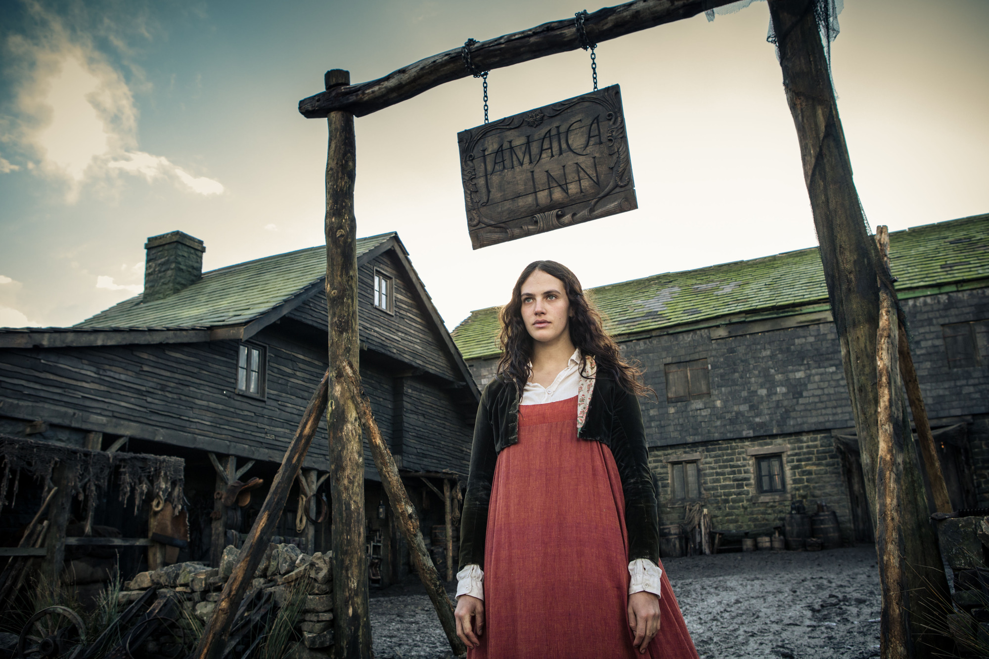 Jamaica Inn: Great bank holiday drama or the BBC playing it safe?