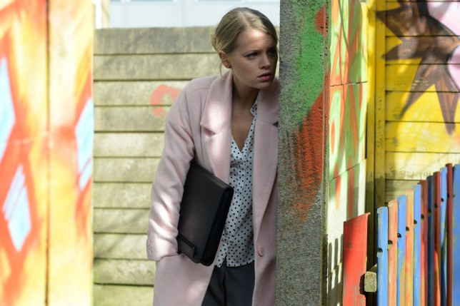 EastEnders spoiler: Jealous Lucy Beale looks on as Lee Carter snogs another Walford resident – but what is she planning?
