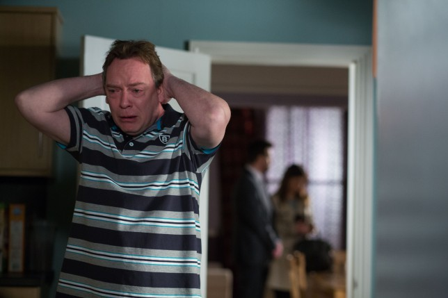 EastEnders Ian Beale devastated over Lucy Beale's murder