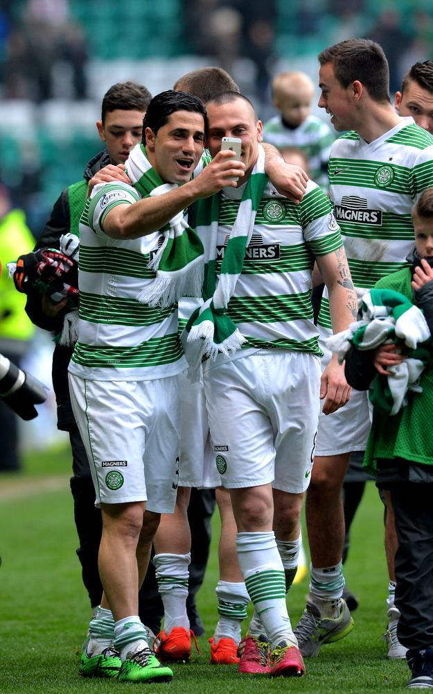 Celtic star Beram Kayal calls on Liverpool and Manchester United to resurrect their interest