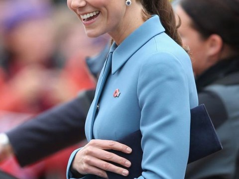 Royal Tour 2014 fashion: Kate Middleton stars in Alexander McQueen and Jenny Packham
