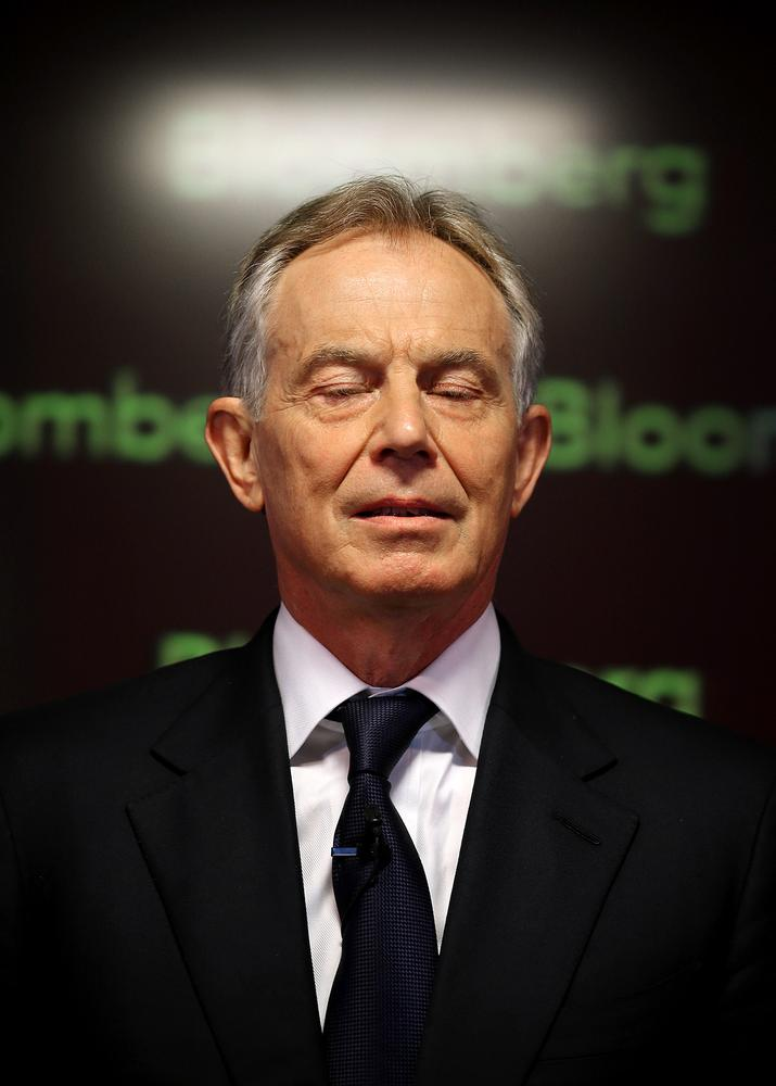 Tony Blair's Syria intervention more measured than scarred record suggests