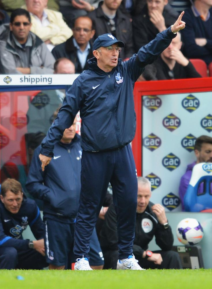 Can Tony Pulis mastermind another shock as Crystal Palace face Everton?