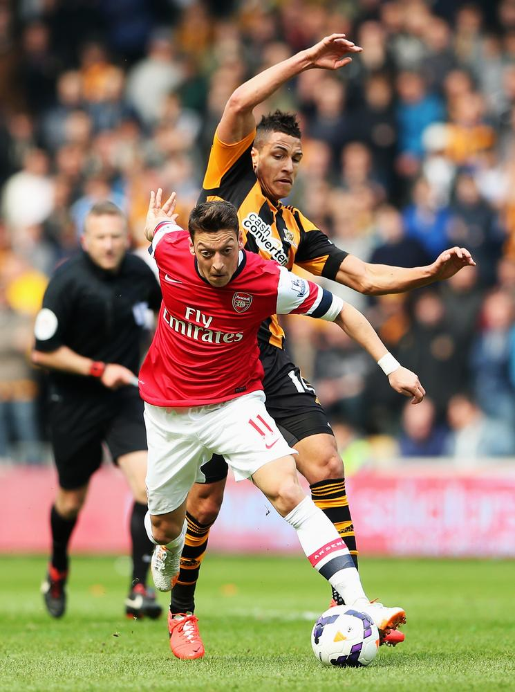 Why Arsenal's Mesut Ozil will be the Premier League's Player of the Year next season