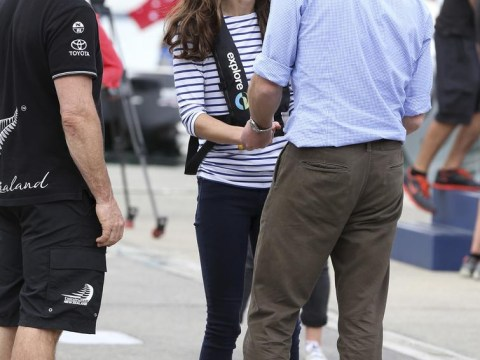 Kate Middleton is fashionable! She's the Duchess of Normcore