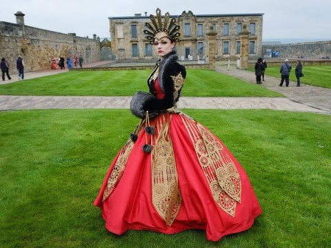 Goths galore at the Whitby Gothic weekend