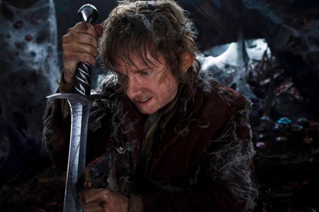 Martin Freeman in The Hobbit  (Picture: Warner Bros. Pictures)