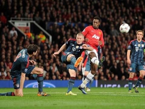 Manchester United v Bayern Munich: European champions hit back after Nemanja Vidic opener