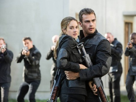Divergent star Theo James: I wasn't looking for a big franchise…