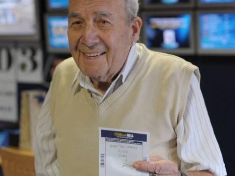 70 years and no win! Punter, 103, finally hopes to break Grand National losing streak