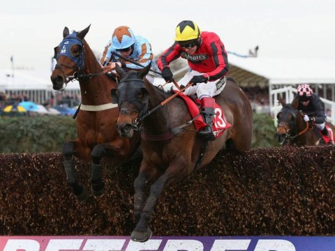 Grand National 2014: Pineau De Re wins ahead of Balthazar King and Double Seven