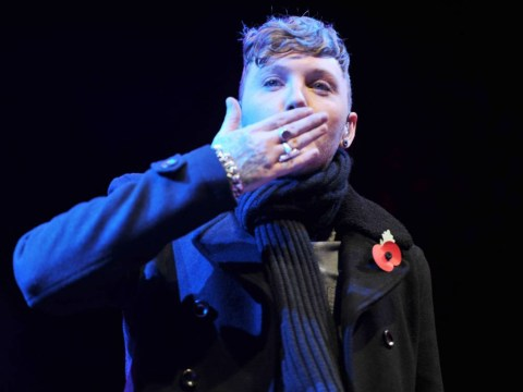James Arthur: From X Factor to axe factor as singer 'is dropped over terrorist lyrics'