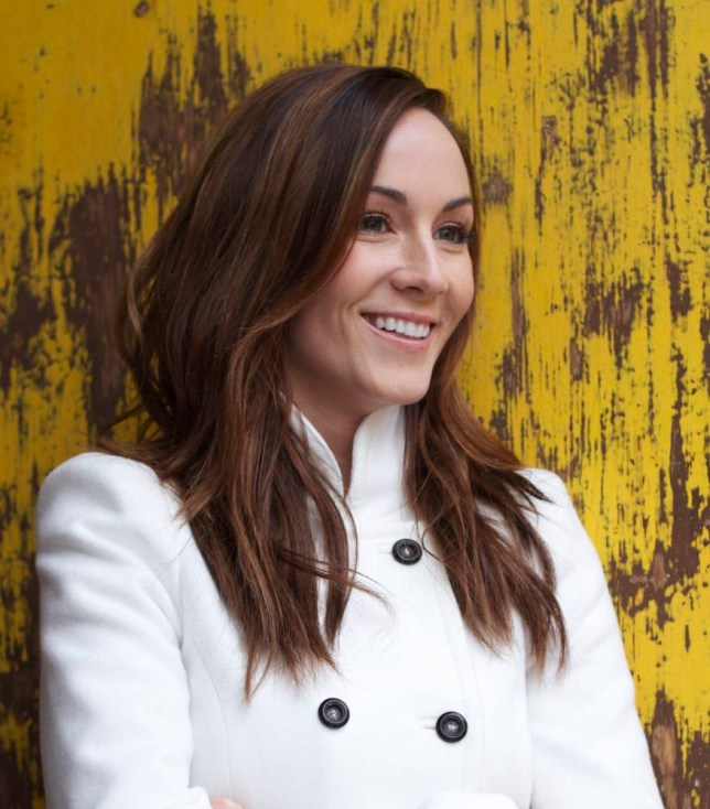 Amanda Lindout: A lot of the worst stuff that happened isn't in the book 9Picture: Steven Carty)