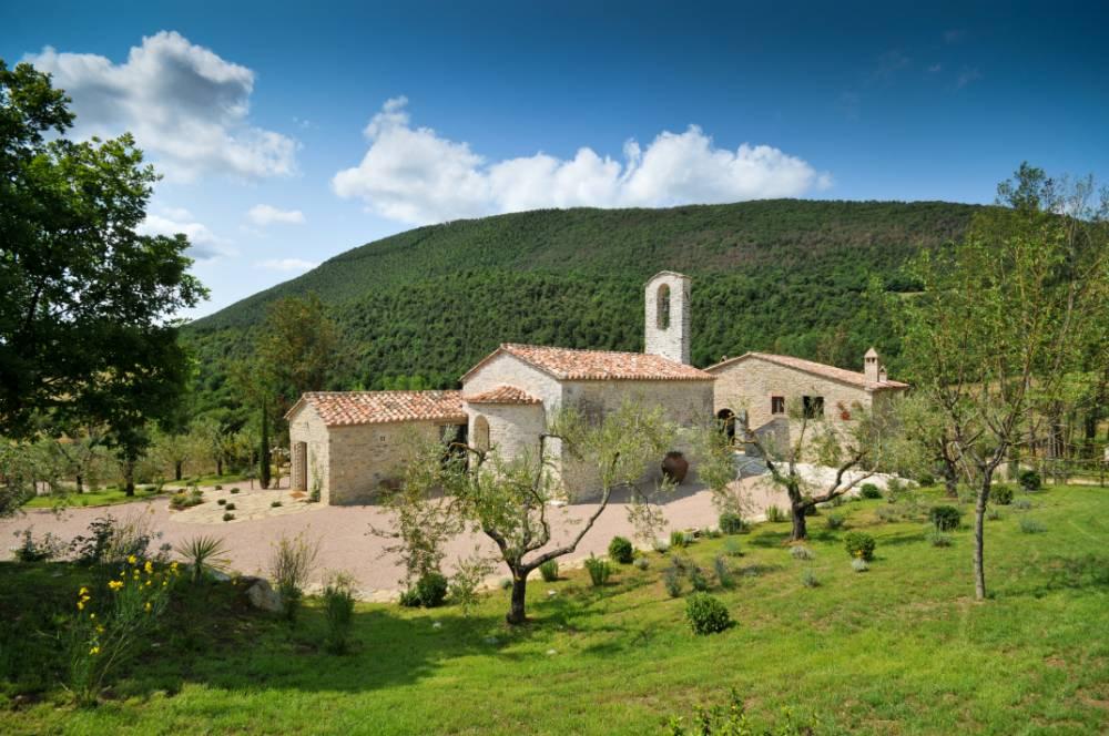 Chiesa del Carmine in Umbria (Picture: supplied)