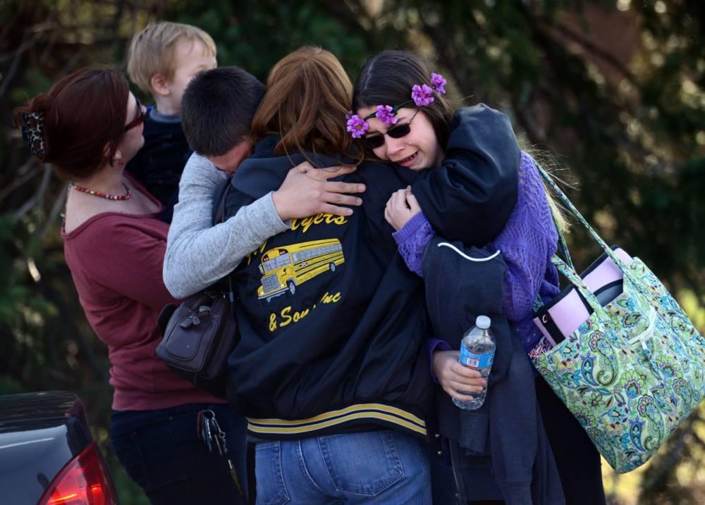 Knife-wielding student wounds 20 in Pennsylvania high school stabbing spree