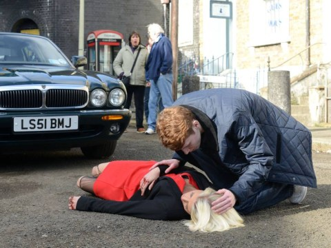 Is more EastEnders tragedy looming? New photos of Lola Pearce's car crash drama emerge