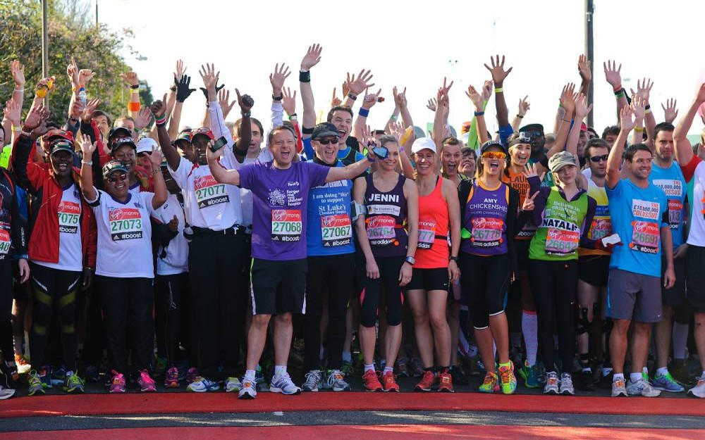 London Marathon 2014: Celebrities who ran it, ranked from fastest to slowest