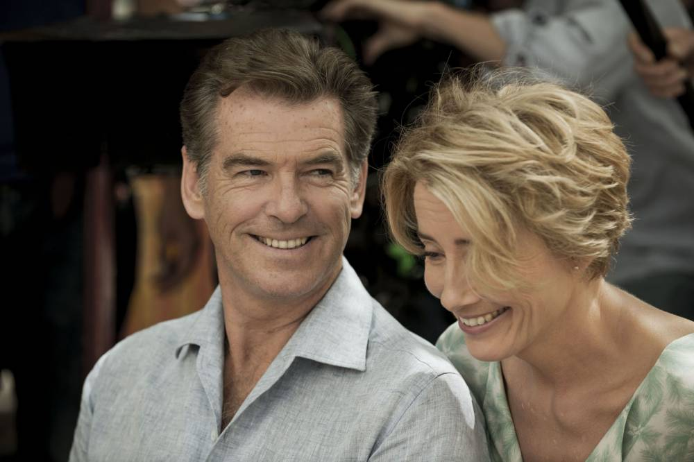 The Love Punch: A weak romcom/heist caper that lacks a knockout blow