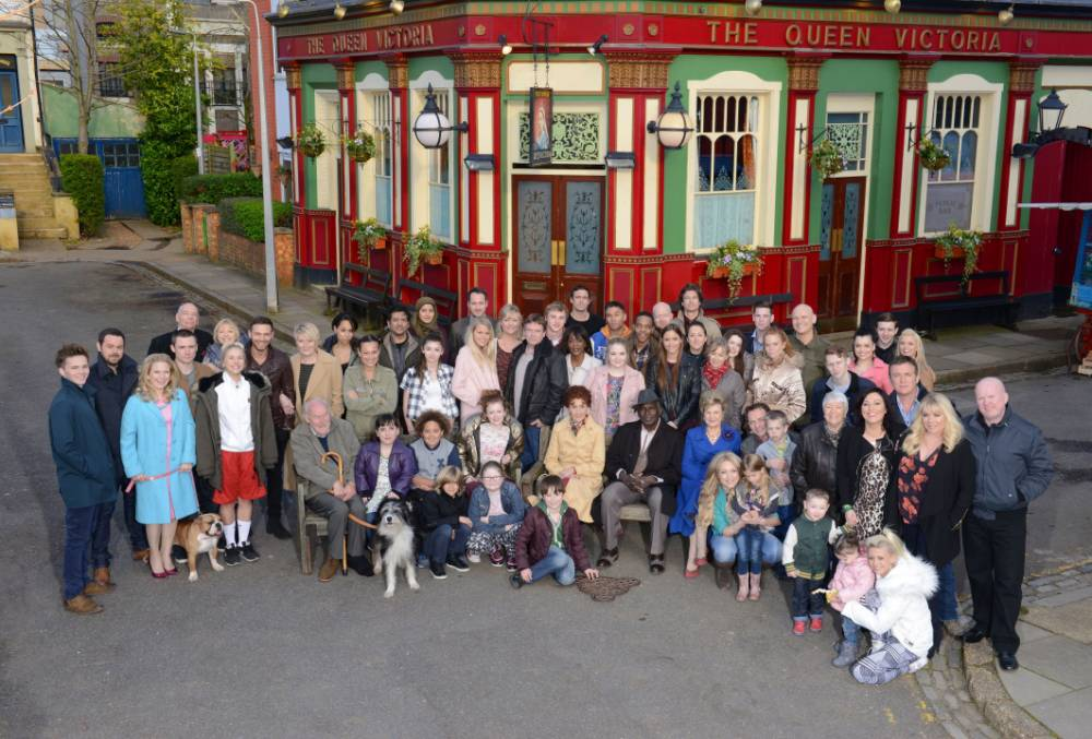 One of these EastEnders residents is Lucy Beale's murderer – can you spot them?
