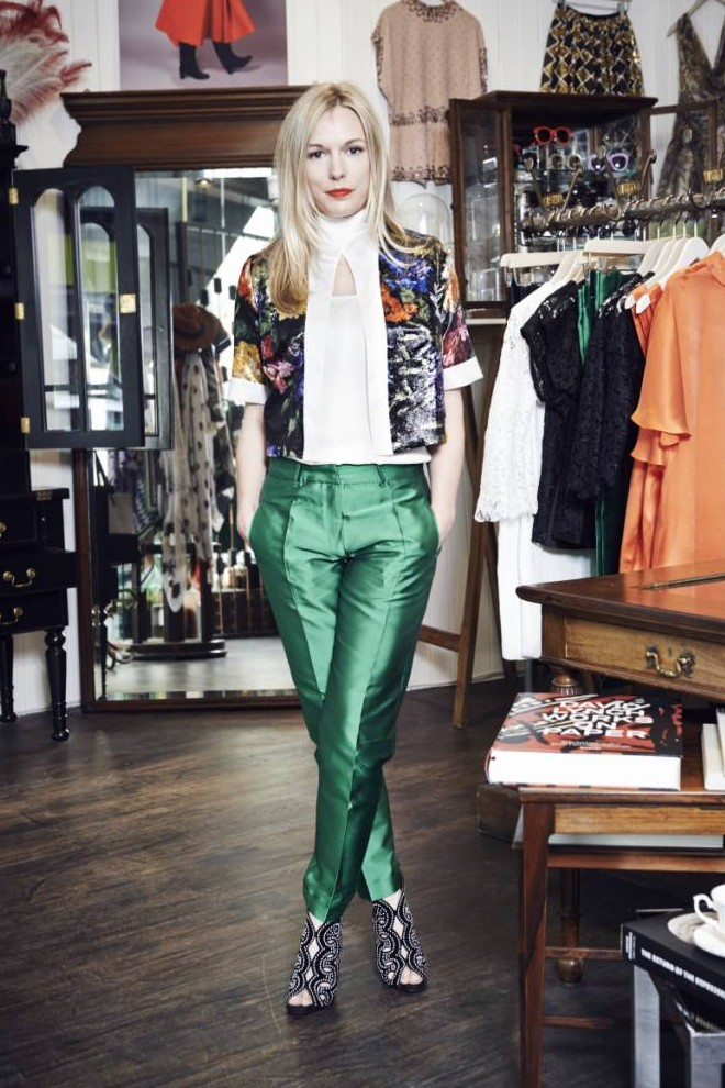 What I wear: Boutique owner and designer Sophie Merchant