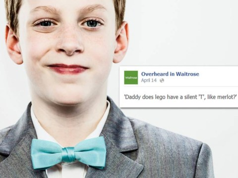 Overheard in Waitrose: The Facebook page we're more than a little obsessed with
