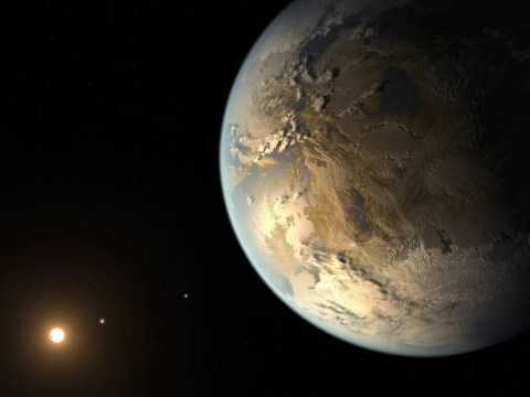 Kepler-186f: Discovery of new Earth-like planet renews hopes of life in space