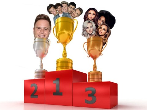 From One Direction to James Arthur: Who's winning and losing in The X Factor success stakes?