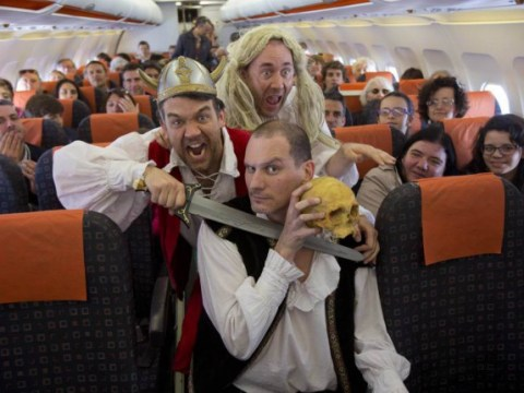 The 10 types of people you encounter on an EasyJet flight