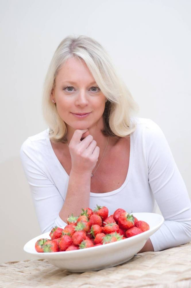 Jane Mitchell gives advice on what to eat and stay healthy (Picture: Supplied)