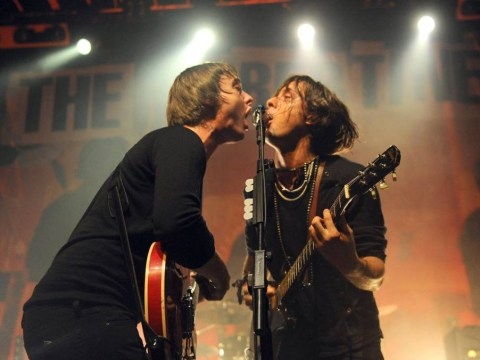 The Libertines are back! Band reunite after four-year hiatus for Hyde Park summer show