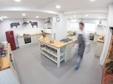 Travel news: Seasonal kitchen skills taught at Surrey's Abinger Cookery School