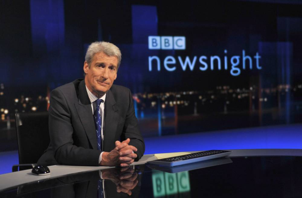 Jeremy Paxman quits BBC's Newsnight after 25 years: 'It is time to move on'