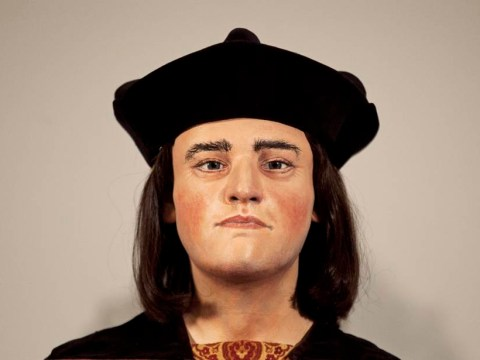 Is the ghost of Richard III stalking his former kingdom?