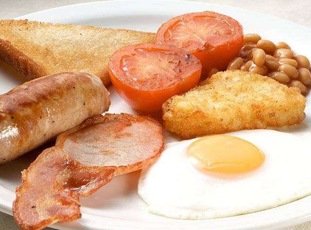 Meals that fed the globe's heroes: Tuck into a breakfast that helped change the world