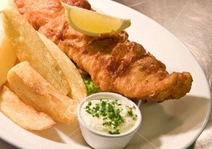 A taste from home (sort of) for the World Cup: Brazilian chef wins rights to sell fish and chips