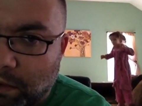 Look familiar? Dad's hilarious film sums up three months of Saturday mornings