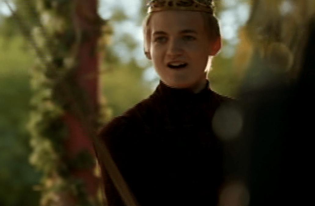 Joffrey Baratheon Game Of Thrones The Purple Wedding